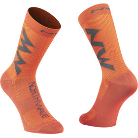 Northwave Extreme Air Fietssokken, siena orange